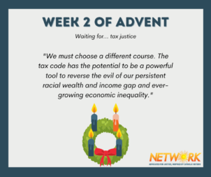Advent 2020: Waiting for Tax Justice