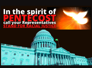 Pentecost and the Call for Reparations