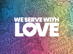 Allying with the We Serve with Love Campaign